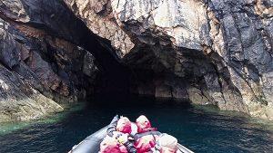 Exploring Gallan Head